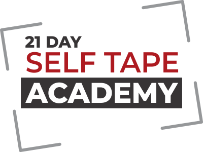 21 Day Self Tape Academy