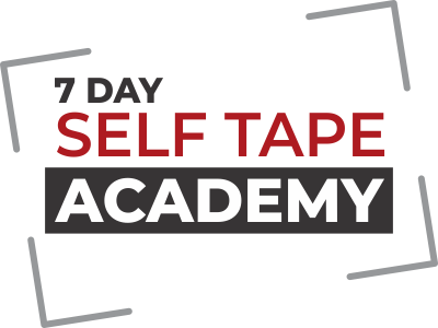 7 Day Self Tape Academy
