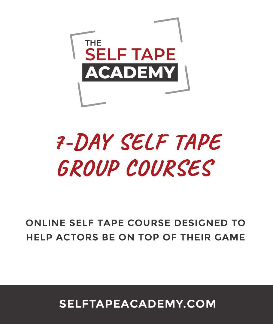 Sarah Valentine, Self Tape Academy