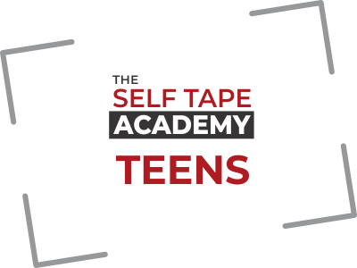 Teens Self Tape Course